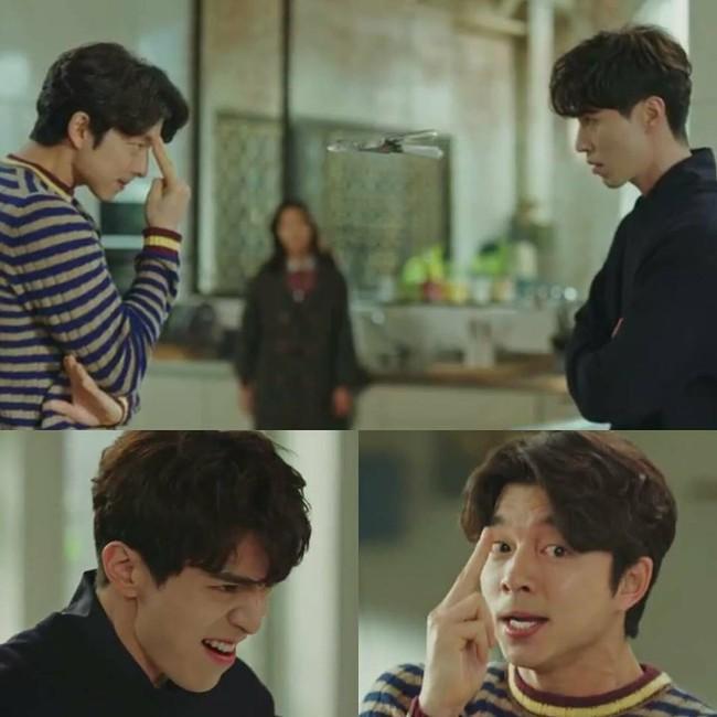 Yêu tinh Gong Yoo nổi máu ghen với cả Thần Chết Lee Dong Wook - Ảnh 4.