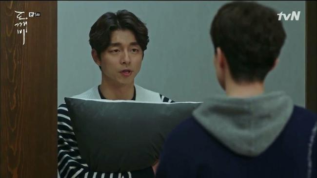 Yêu tinh Gong Yoo nổi máu ghen với cả Thần Chết Lee Dong Wook - Ảnh 3.