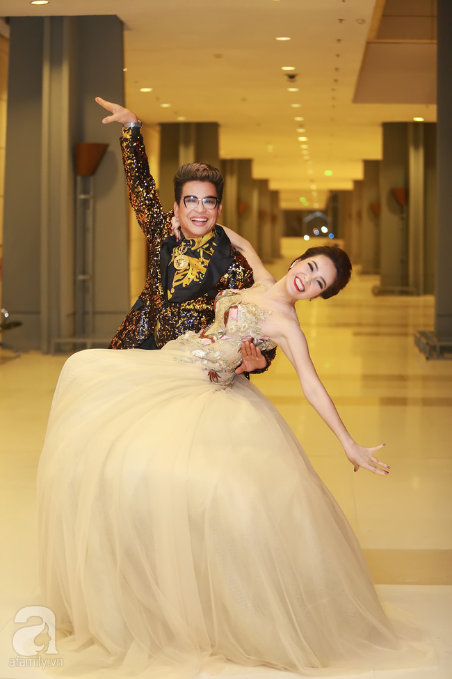 MC Thanh Bạch xuất hiện tươi tỉnh bên vợ mới sau khi bị vợ cũ tố vũ phu - Ảnh 5.