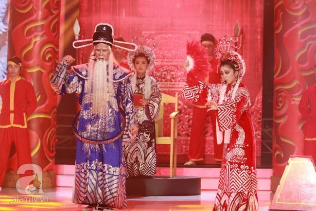 Khiến Hoài Linh thán phục, cô bé 7 tuổi trở thành Quán quân Gương mặt thân quen nhí - Ảnh 6.