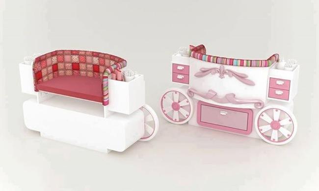 Giường cũi thông minh - món đồ nội thất bà mẹ nào có con nhỏ cũng thích - Ảnh 15.