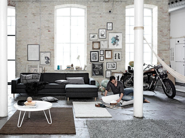 Nếu đang ở chung cư thì đây chính là mẫu phòng khách dành cho nhà bạn đấy - Ảnh 5.