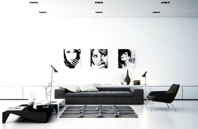 Nếu đang ở chung cư thì đây chính là mẫu phòng khách dành cho nhà bạn đấy - Ảnh 12.