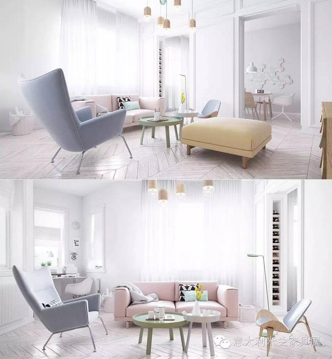 Nếu đang ở chung cư thì đây chính là mẫu phòng khách dành cho nhà bạn đấy - Ảnh 13.
