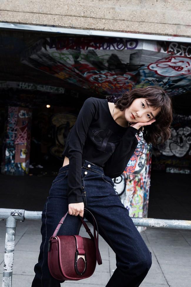 Street style đầy màu sắc mùa lễ hội của các quý cô Châu Á - Ảnh 11.