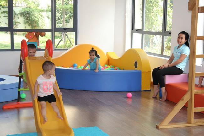 Những trường mầm non không chê vào đâu được ở quận Cầu Giấy, Hà Nội - Ảnh 38.