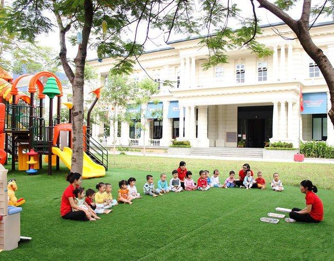 Những trường mầm non không chê vào đâu được ở quận Cầu Giấy, Hà Nội - Ảnh 21.