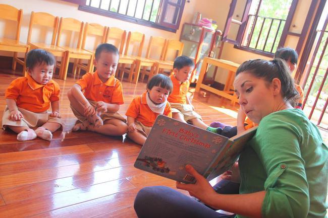 Những trường mầm non không chê vào đâu được ở quận Cầu Giấy, Hà Nội - Ảnh 15.