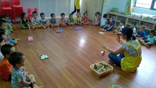 Những trường mầm non không chê vào đâu được ở quận Cầu Giấy, Hà Nội - Ảnh 42.