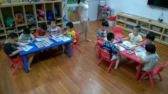 Những trường mầm non không chê vào đâu được ở quận Cầu Giấy, Hà Nội - Ảnh 41.