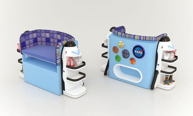 Giường cũi thông minh - món đồ nội thất bà mẹ nào có con nhỏ cũng thích - Ảnh 22.