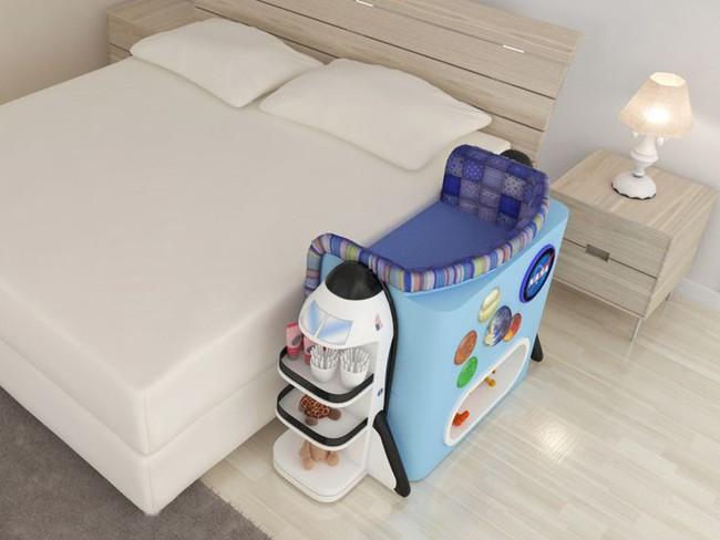 Giường cũi thông minh - món đồ nội thất bà mẹ nào có con nhỏ cũng thích - Ảnh 24.