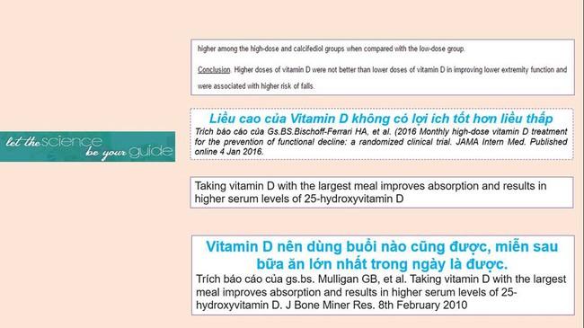 Lý giải của bác sĩ dinh dưỡng về bổ sung vitamin D và canxi chuẩn nhất cho trẻ - Ảnh 5.