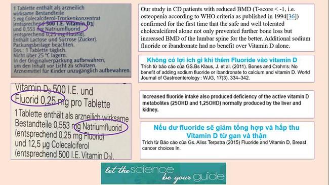 Lý giải của bác sĩ dinh dưỡng về bổ sung vitamin D và canxi chuẩn nhất cho trẻ - Ảnh 3.