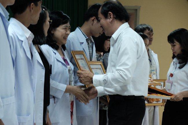 TP.HCM: 4 bệnh viện phối hợp cứu sống thai phụ vỡ tử cung nguy kịch - Ảnh 3.