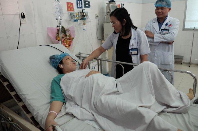 TP.HCM: 4 bệnh viện phối hợp cứu sống thai phụ vỡ tử cung nguy kịch - Ảnh 2.