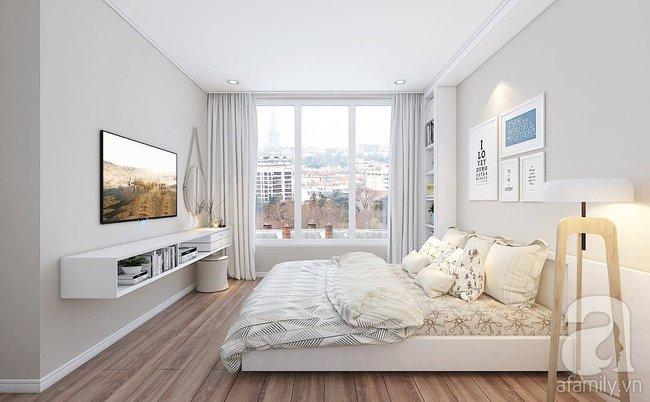 Với 217 triệu, KTS đã biến căn hộ từ chỗ không thể cải tạo kết cấu trở nên đẹp bất ngờ - Ảnh 6.