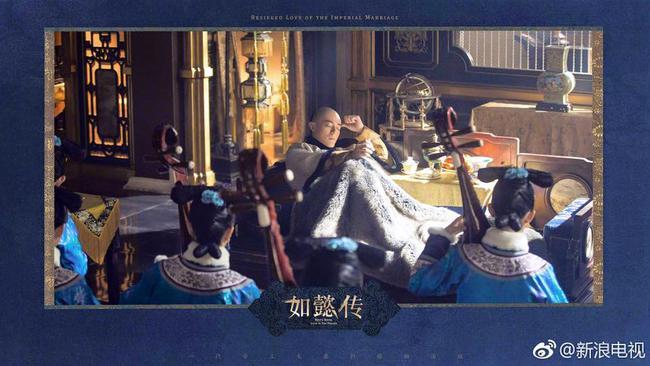 Hoàng hậu Châu Tấn đẹp quyền lực, đánh bật cả dàn mỹ nữ hậu cung đình đám - Ảnh 4.