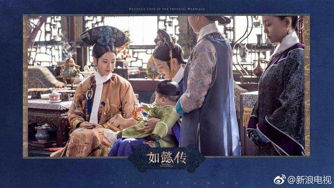 Hoàng hậu Châu Tấn đẹp quyền lực, đánh bật cả dàn mỹ nữ hậu cung đình đám - Ảnh 6.
