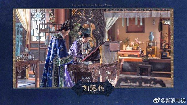 Hoàng hậu Châu Tấn đẹp quyền lực, đánh bật cả dàn mỹ nữ hậu cung đình đám - Ảnh 7.