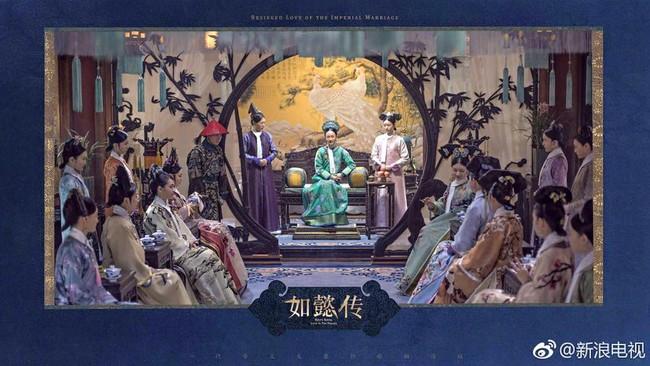 Hoàng hậu Châu Tấn đẹp quyền lực, đánh bật cả dàn mỹ nữ hậu cung đình đám - Ảnh 9.