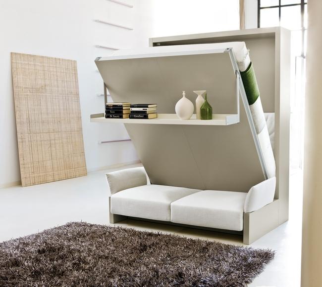 Biến hóa căn hộ nhỏ cũ kỹ trở nên tiện nghi, hiện đại nhờ nội thất thông minh  - Ảnh 2.