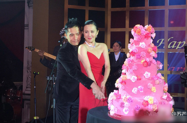 Lương Triều Vỹ - Lưu Gia Linh: Trên đời này không có hôn nhân vĩnh cửu, chỉ có vợ chồng cùng nhau trưởng thành - Ảnh 9.
