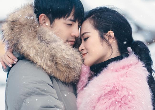 Điêu đứng với những hình ảnh ngọt lịm của Đông Nhi - Ông Cao Thắng dịp Valentine - Ảnh 2.