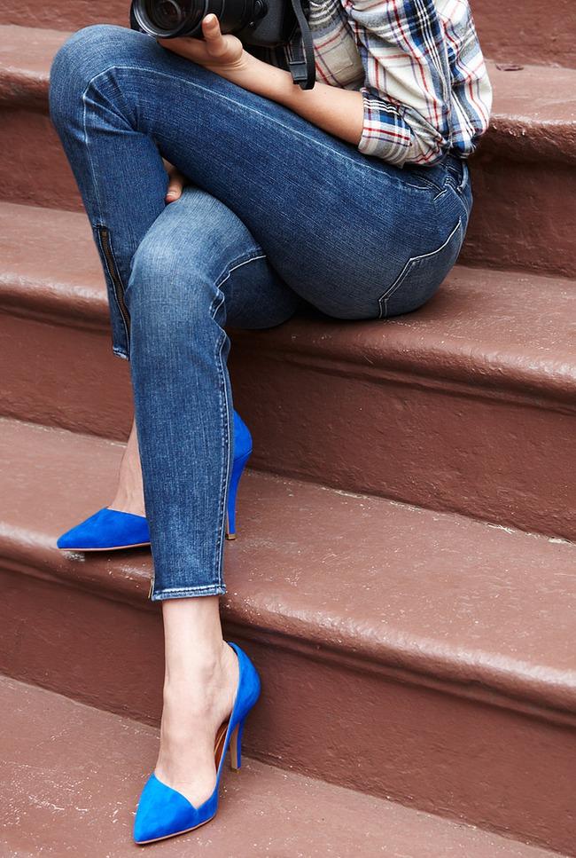 Giày cao gót và những quy tắc kết hợp màu sắc chuẩn chỉnh cùng trang phục - Ảnh 10.