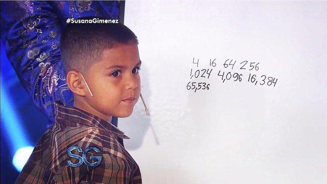 Kinh ngạc trước thần đồng 5 tuổi có khả năng tính nhẩm nhanh hơn… máy tính - Ảnh 8.