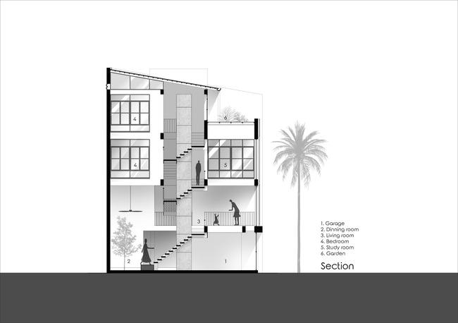 Cuộc gặp gỡ giữa truyền thống và hiện đại trong ngôi nhà 60m² ở quận Tây Hồ, Hà Nội - Ảnh 28.