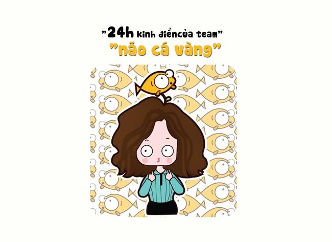 24 giờ của mẹ bỉm công sở thuộc team não cá vàng - Ảnh 1.