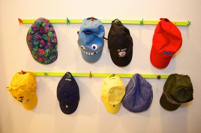 5 kiểu giá treo mũ vừa đa năng, vừa đẹp mắt mà ai cũng có thể làm được - Ảnh 6.