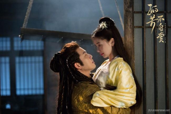 Angelababy – Chung Hán Lương: Cặp đôi số khổ bậc nhất phim ngôn tình - Ảnh 8.