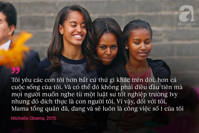 10 châm ngôn nuôi dạy con để đời của vợ chồng Barack Obama - Ảnh 4.