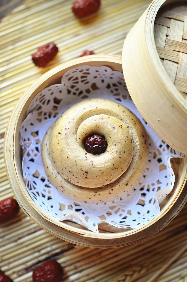 Làm bánh bao mềm thơm ăn sáng vừa chất vừa ngon - Ảnh 5.