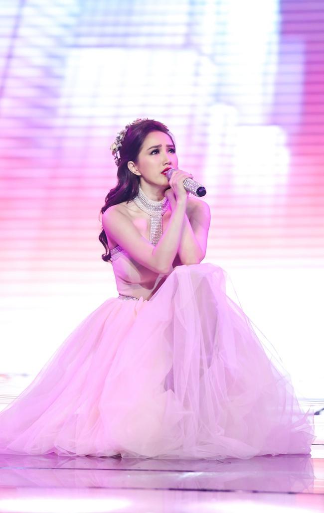 Hát sai chủ đề, bạn gái tin đồn của Sơn Tùng bị Bảo Thy loại khỏi The Remix - Ảnh 4.