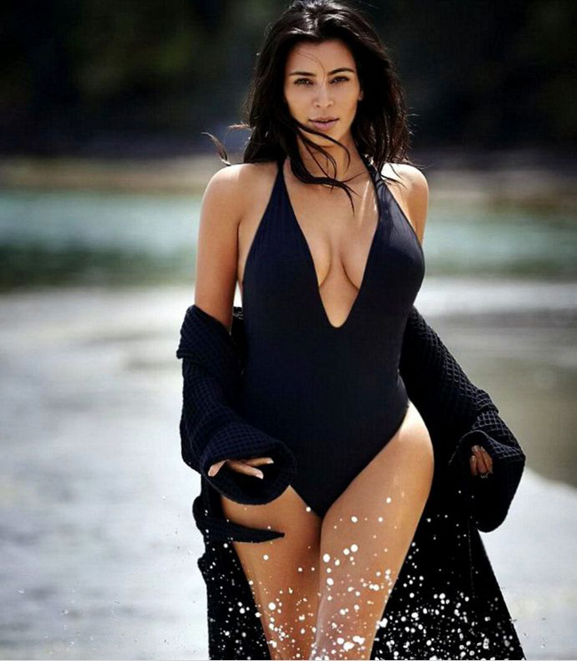 Không chỉ có sao ngoại, sao Việt cũng đang thi nhau diện kiểu áo bơi khoét hông cao sexy hết nấc - Ảnh 17.