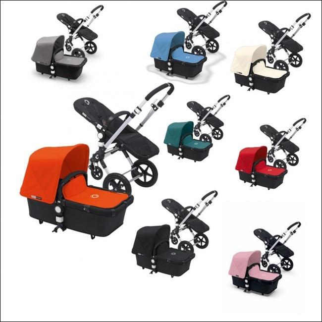 """Bugaboo Cameleon 3 - chiếc xe đẩy khiến các mẹ mơ ước: """"Một là có nó, hai là không cần chiếc xe nào cả"""" - Ảnh 8."""