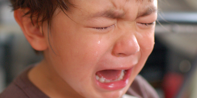 Đừng hỏi vì sao con hay quấy khóc và cáu gắt, bởi bố mẹ thật chẳng hiểu con - Ảnh 1.