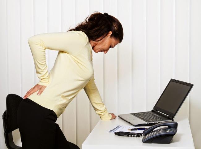 5 vấn đề sức khỏe nguy hiểm mà cơn đau lưng muốn cảnh báo bạn - Ảnh 1.