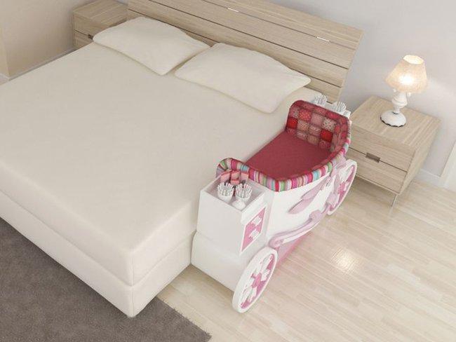Giường cũi thông minh - món đồ nội thất bà mẹ nào có con nhỏ cũng thích - Ảnh 14.