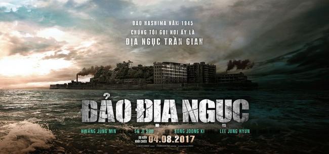Song Joong Ki sống chết cùng So Ji Sub trong phim mới đầy khốc liệt - Ảnh 1.