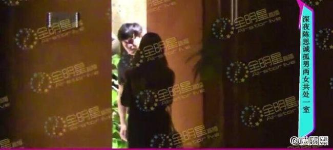 Vợ vừa rời đi, chồng người đẹp Cung tỏa tâm ngọc gọi 2 cô gái tới khách sạn vui vẻ - Ảnh 1.