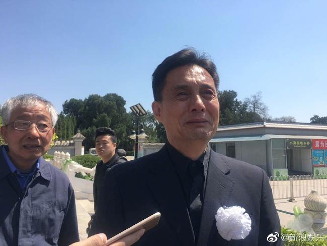 Dàn diễn viên Tây Du Ký tề tựu trong đám tang nữ đạo diễn Dương Khiết - Ảnh 7.