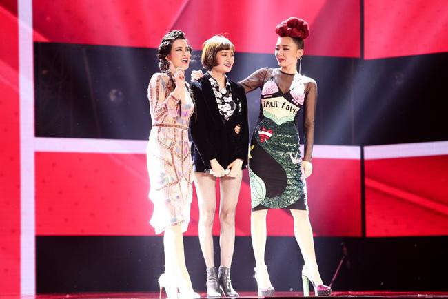 Đông Nhi choáng ngợp vì cô gái giảm liền một lúc 20kg vì thi The Voice - Ảnh 3.