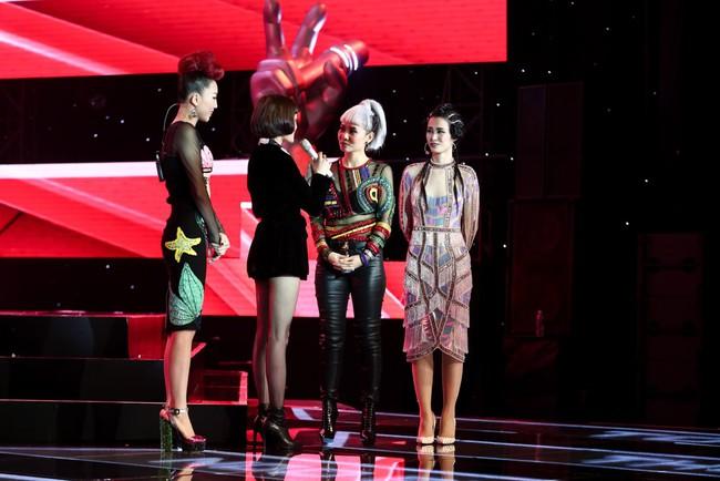 Đông Nhi choáng ngợp vì cô gái giảm liền một lúc 20kg vì thi The Voice - Ảnh 4.