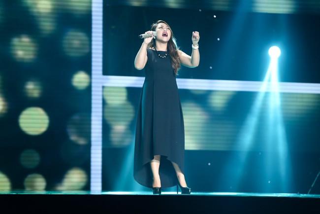 Đông Nhi choáng ngợp vì cô gái giảm liền một lúc 20kg vì thi The Voice - Ảnh 10.