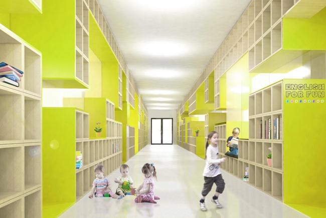 Tham quan ngôi trường tiểu học có thiết kế sinh động không khác gì khu vui chơi - Ảnh 8.