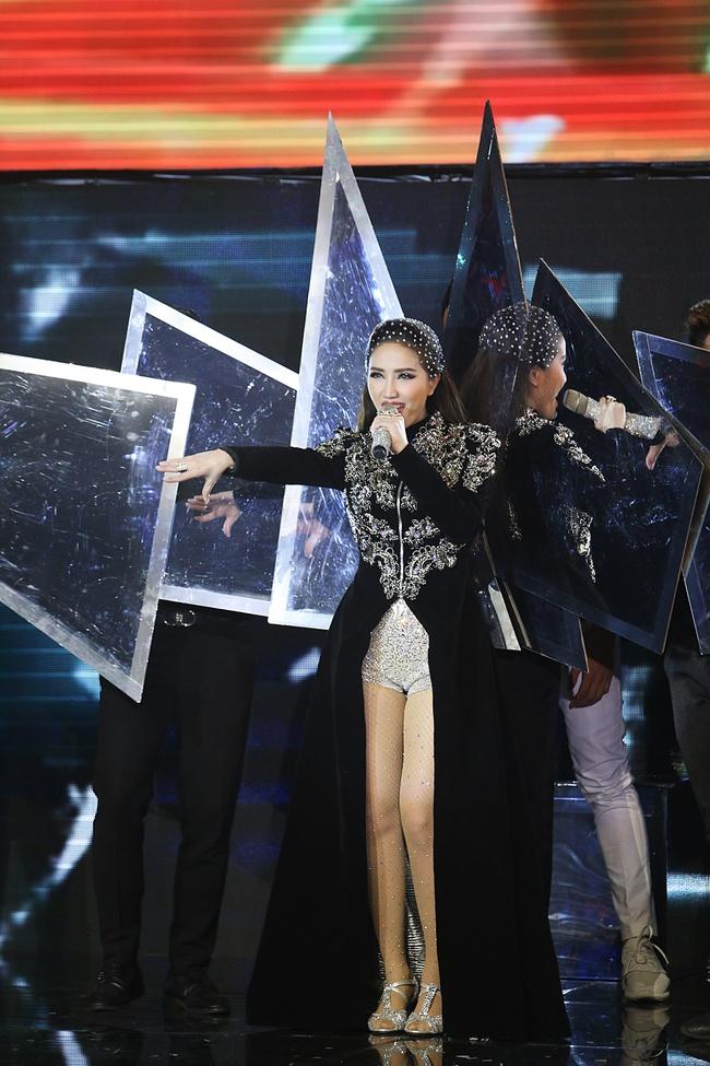 Thắng bình chọn vào phút cuối, Bảo Thy bật khóc khi loại Yến Trang khỏi The Remix - Ảnh 4.